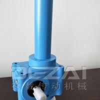 上海特产JWM010梯形丝杆升降机精密线性传动工具