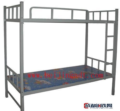 亚博国际娱乐平台_厂家直销高低上下床 40*40方钢管焊结 壁厚1.2mm  多层板床板