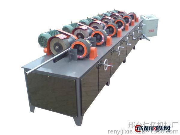 亚博国际娱乐平台_仁亿机械 供应 方管除锈机 方管方钢打磨机 方管除锈抛光机
