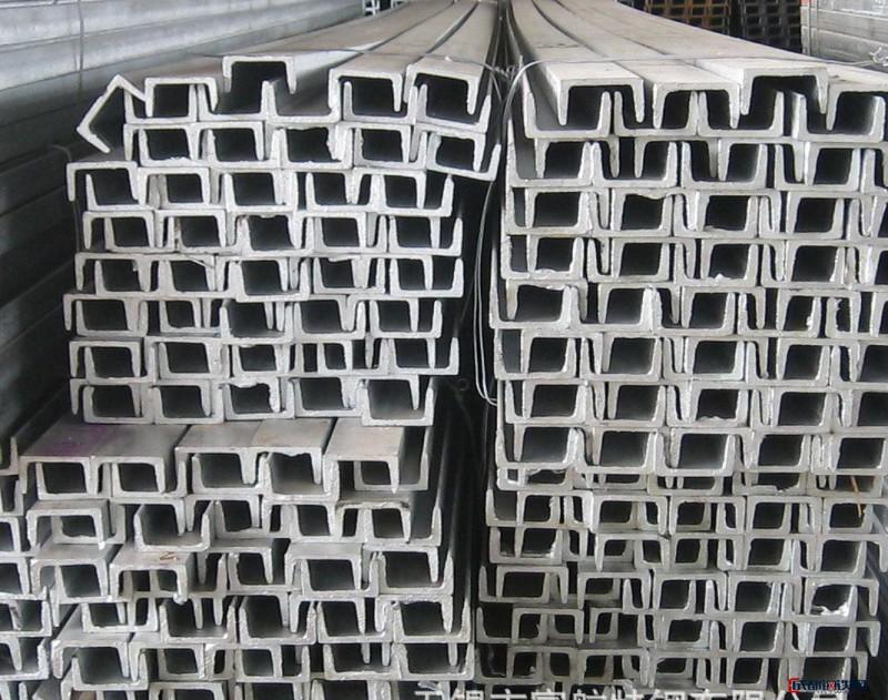 镇江镀锌槽钢 国标镀锌槽钢 镀锌角钢 现货批发。