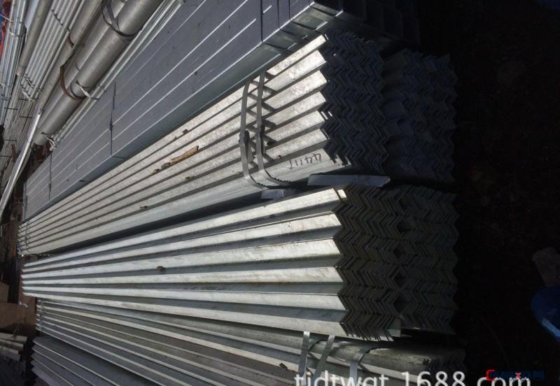 大量批发 Q235不等边角钢 镀锌角钢 天津 北京 河北