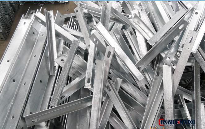河北生产 镀锌横担 镀锌角钢 铁附件 低价销售