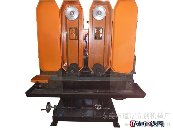 亚虎娱乐_利琦 扁钢自动水磨机   平面自动砂光机  自动水磨机 LC-ZL615-2
