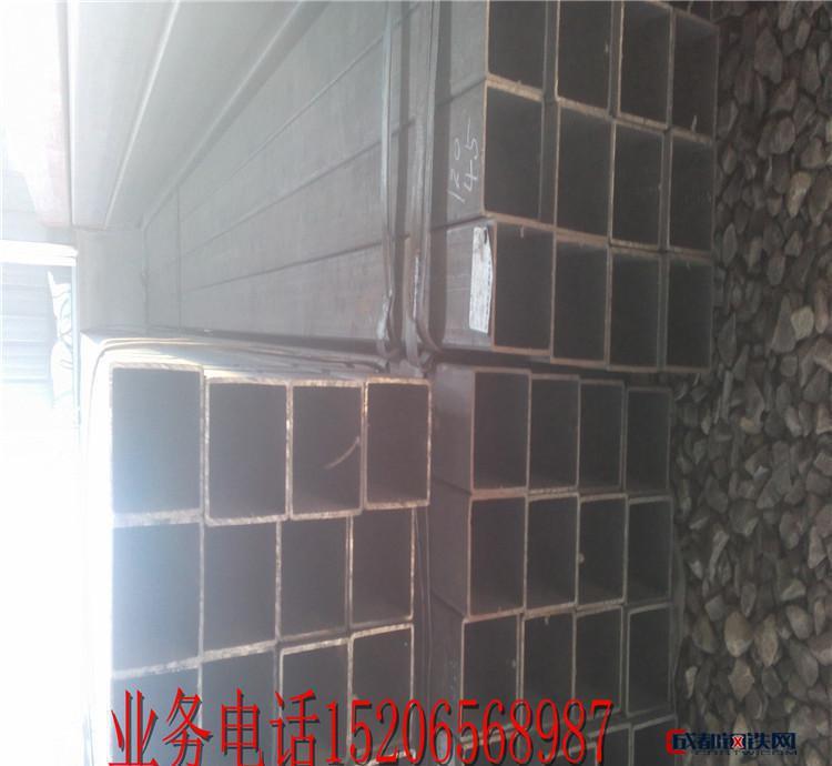 厂家生产16mn无缝方管 矩形无缝方管 厚壁镀锌热轧管