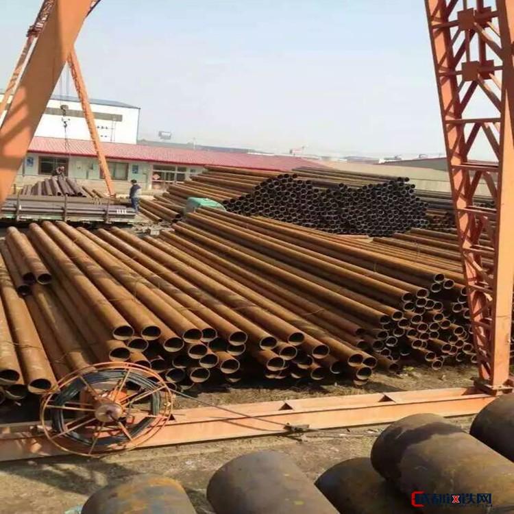 重庆文竹钢材 管材生产销售无缝钢管 精密钢管20#薄壁325*8钢管 12米长