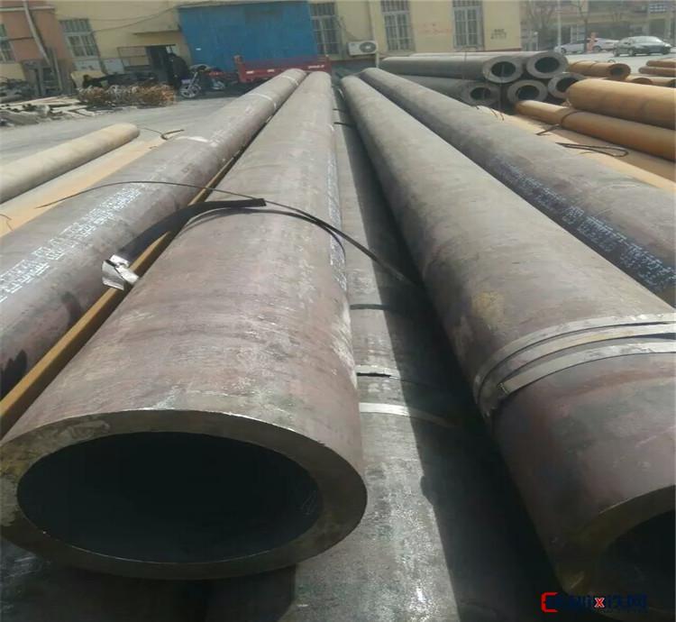 重庆文竹钢材 小口径钢管38*3.5无缝钢管 薄壁精密钢管