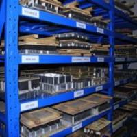 北京库房设备物资回收公司大量回收库存积压图片