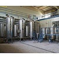 石家庄不锈钢罐回收北京今日收购制药厂图片