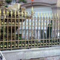 亚虎国际娱乐客户端下载_铁艺栏杆 优美雅铁艺装修