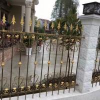 亚虎国际娱乐客户端下载_成都1688高新区铁艺门 栏杆装饰