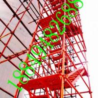 高空安全爬梯工程施工安全爬梯建筑安全爬梯