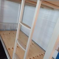 重庆厂家直销双层铁床,,学生公寓床,定制铁床,工地用床,图片