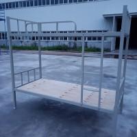 重庆厂家直供上下铁床,双层铁床,学生公寓床,定制铁床,工地用床