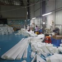 亚博国际娱乐平台_重庆铝厂收尘布袋生产厂家直供玻纤毡除尘布袋