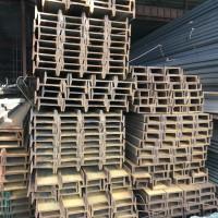 直售国标工字钢批发热轧桥梁工字钢可焊接加工多规格热镀锌型材