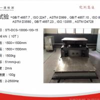 正弦振動測試 BS EN 61373-2010  東莞第三方檢測實驗室  華為交換機華為A級服