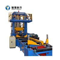 新疆耀强钢结构焊接设备H型钢组焊矫一体机