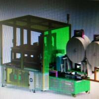 铅酸电池隔膜/全自动包板机