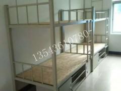 佛山高低床铁架床加厚工地铁架床公司宿舍员工上下铺 (7)