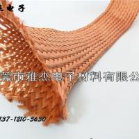 6平方銅編織帶 套層紫銅編織線規格圖片