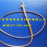 鍍錫銅屏蔽網套 金屬伸縮網管規格圖片