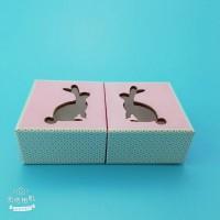 厂家定做生产绘画图型模板动物卡通造型图案模板硬纸板包装盒