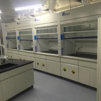 定制桌面型通风柜 全钢型立柜 安全化学实验室桌上型通风柜图片