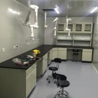 优质实验台 化验室操作台 学生实验桌 全钢实验台工作台图片