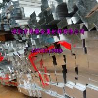 中山5052铝合金扁条厂家,珠海2A12/LY12铝合金扁棒15*90现货
