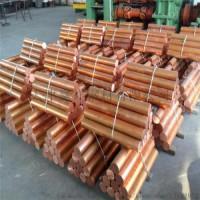 厚薄壁无氧红铜盘管 高精c1100铜方管 环保软态T2紫铜管图片