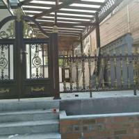 成都青羊区酒店铝艺护栏图片