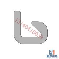 瑞隆机械热轧锁扣型钢、钢板桩钢管桩锁扣型钢厂家直销