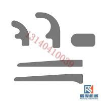瑞隆机械热轧异型钢厂家、订做行业复杂截面热轧/冷拉型钢、小型钢行业专用型钢
