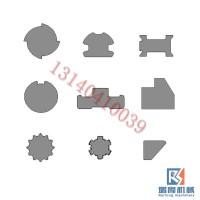 瑞隆机械冷拉型钢电动机轴专用型钢、花键型钢厂家