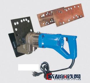 福安电动冲孔机 MHP-20角钢槽钢H型钢不锈钢冲孔机3头打孔机具体说明