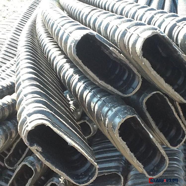 【广硕】 特价供应   预应力波纹管  桥梁塑料波纹管  扁管  波纹管批发