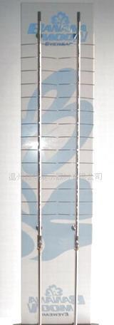 鑫华扁管带锁眼镜展示架