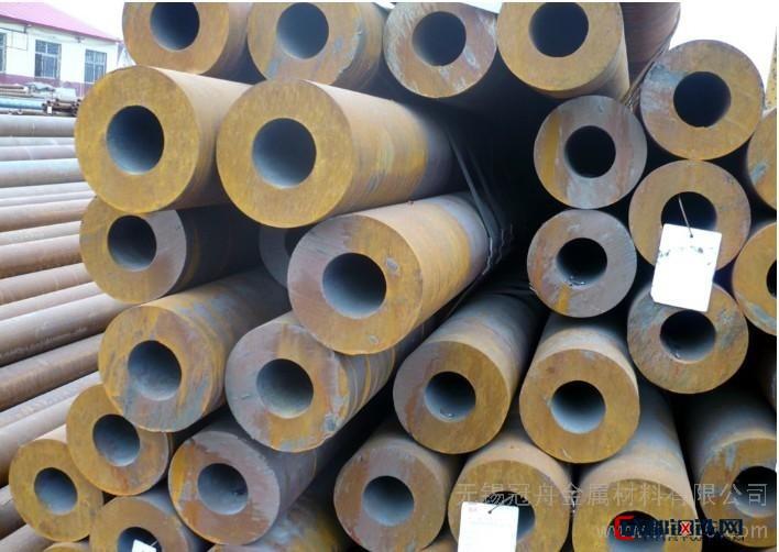 无锡无缝钢管 Q345无缝管 低合金管