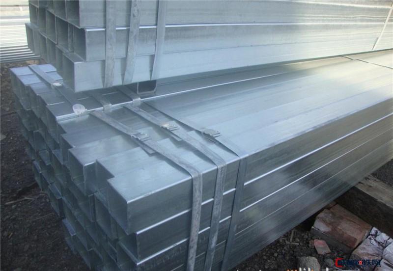 南京镀锌方矩管 规格齐全  2.0-5.0厚度
