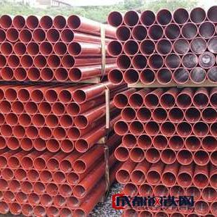 兴方管业生产批发球墨铸铁管柔性铸铁排水管柔性球墨铸铁管