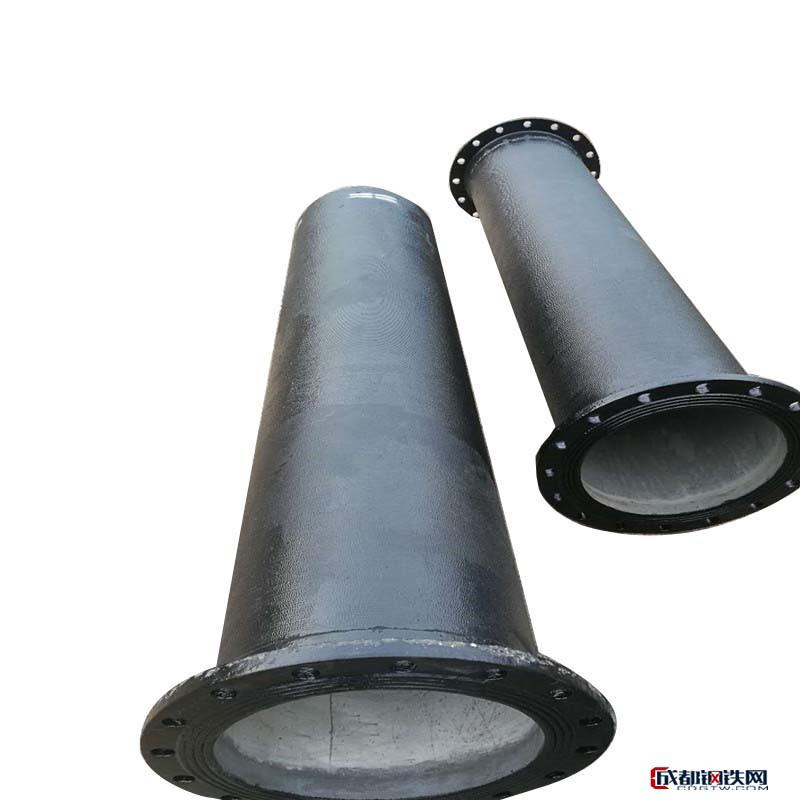 邯郸县dn100供水球墨铸铁管  机井管  球墨铸铁管件厂家价格