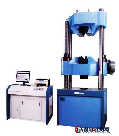 济南五星厂家促销优惠中WEW -600KN 球墨铸铁管拉伸强度测试机 球墨铸铁管拉力测试仪球墨铸铁管拉力强度试验机