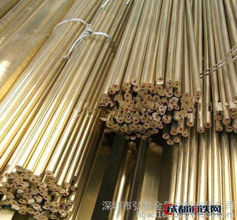 H59精拉黄铜棒、环保H59黄铜六角棒、高耐磨黄铜棒