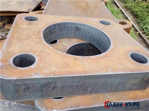 Q345低合金板切割 45碳板切割  Q345R容器板切割