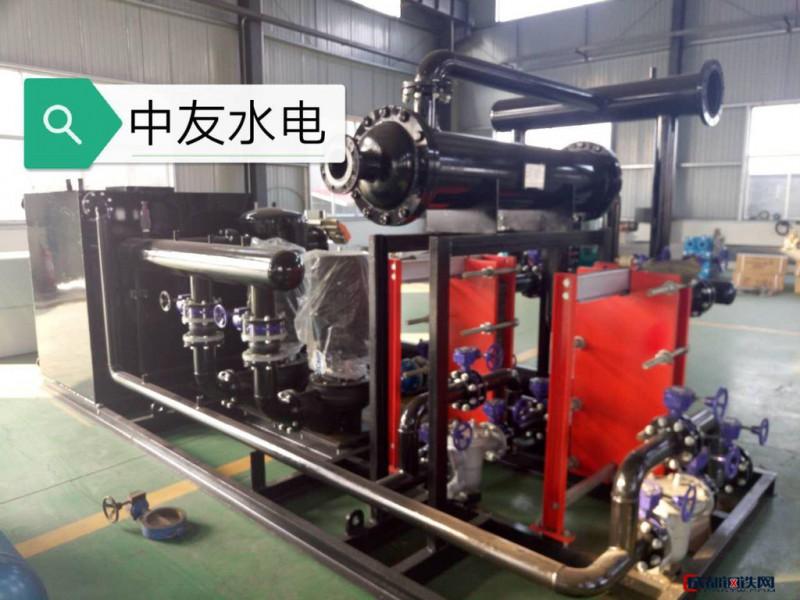 开平板式换热器和换热机组 厂家直销