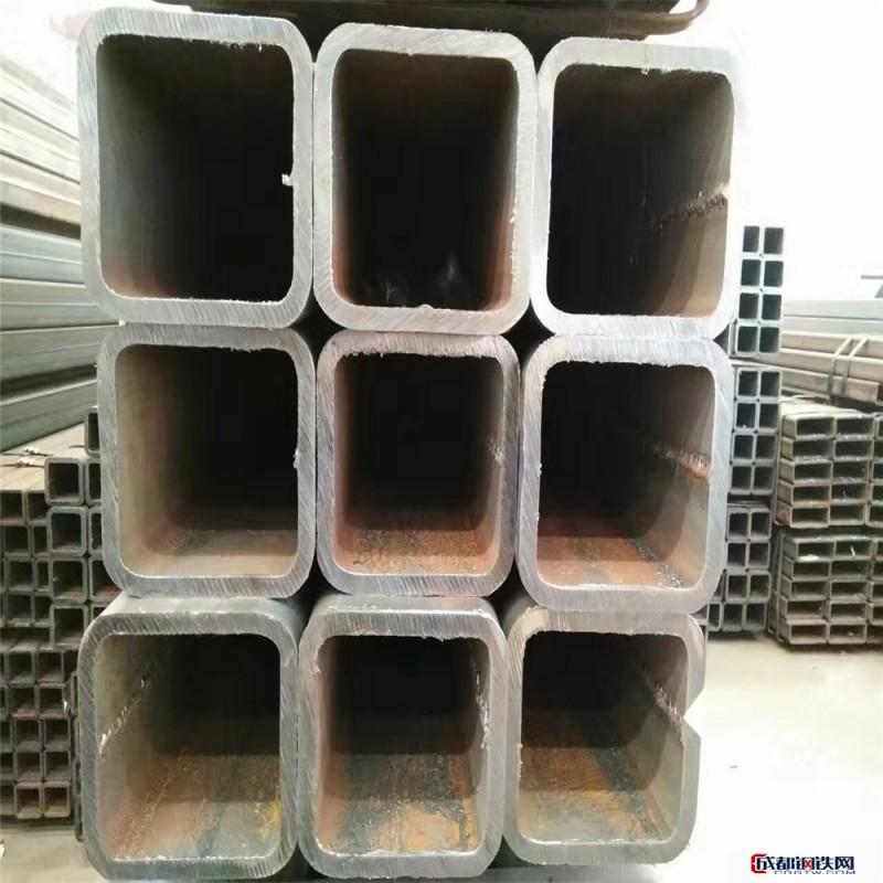 矩形管/黑管方管/焊接方管桥梁方管60604价格