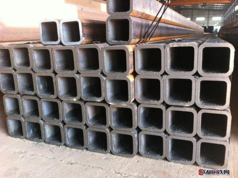 现货直销 Q235B无缝方管 厚壁方矩管 矩形管 各种材质无缝方管