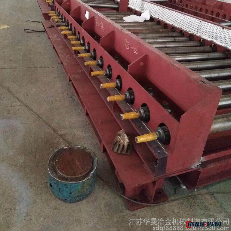华曼冶金机械 高线风冷辊 高速线材轧机冷风传送辊  球铁辊  输送轧辊 铸铁辊  可来图机加工 配套导卫 铸铁型材