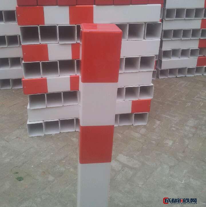 河北pvc方管厂家 予惠牌pvc 矩形管 pvc标志桩 警示桩 水培种植管道 PVC方管生产厂家