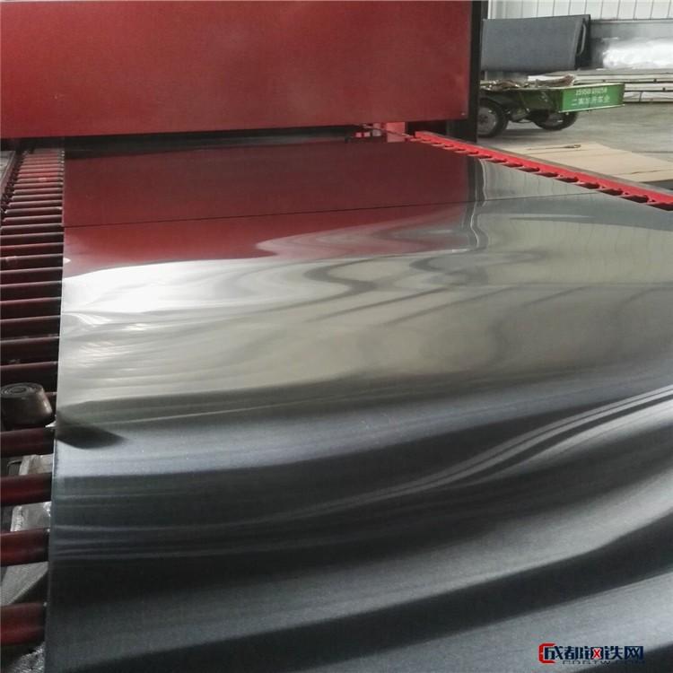 宝钢 201拉丝不锈钢板 201 304 316L油磨拉丝抗指纹不锈钢板 整卷拉丝油磨抗指纹不锈钢卷板